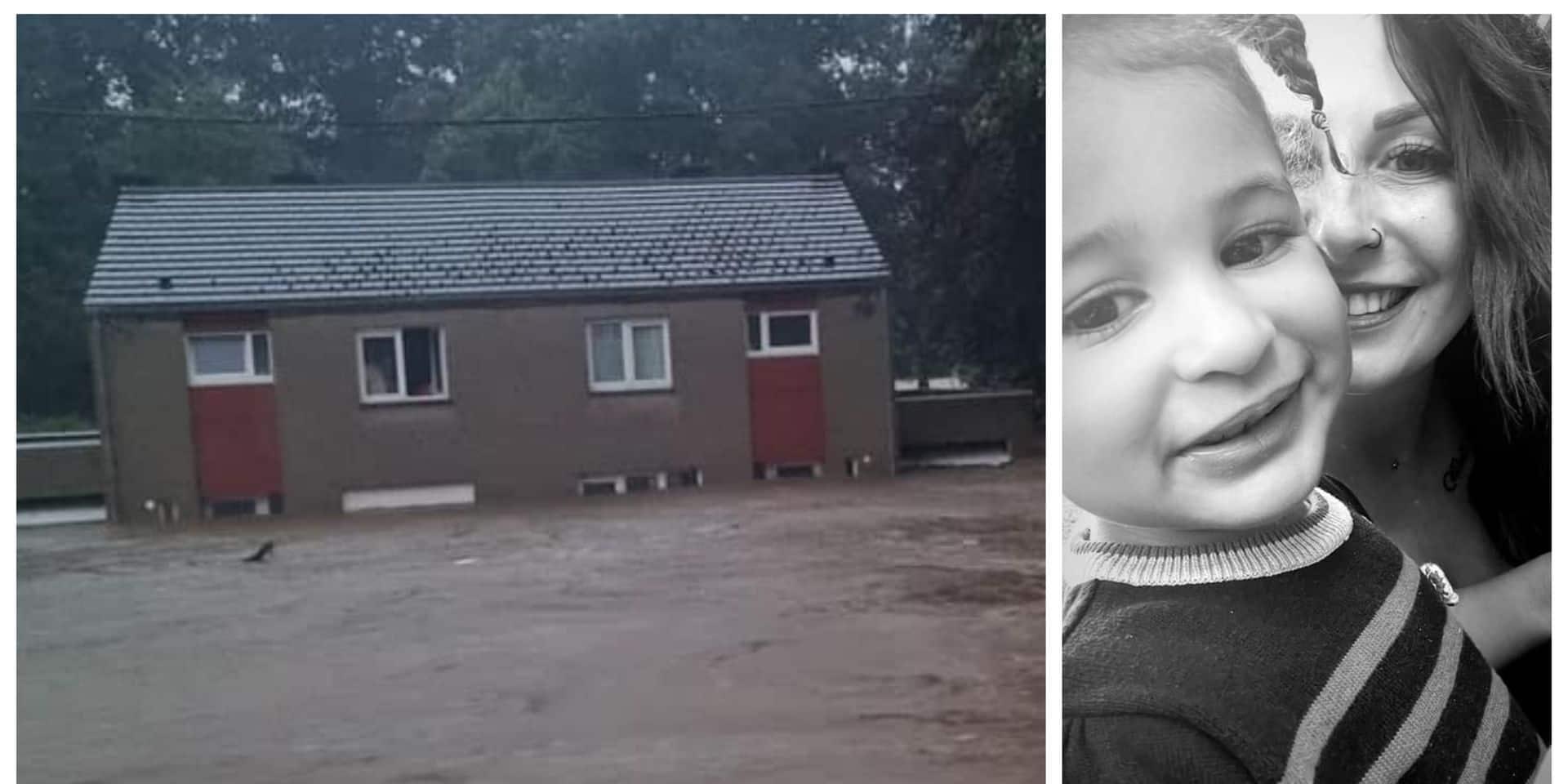 Le terrible appel à l'aide de Kelly : sa belle-mère et sa soeur de deux ans piégées par les eaux dans leur maison