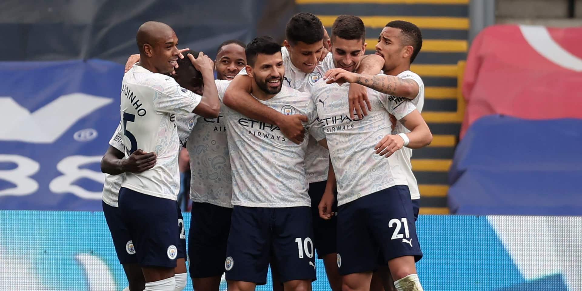 Premier League: City proche de titre, Chelsea verrouille la 4e place