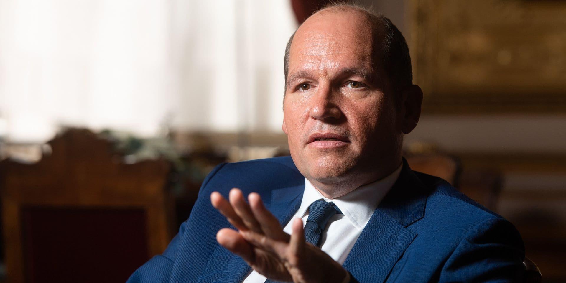 """""""Le MR remet la voiture dans le Bois, je ferai une proposition adaptée"""", dit Philippe Close"""