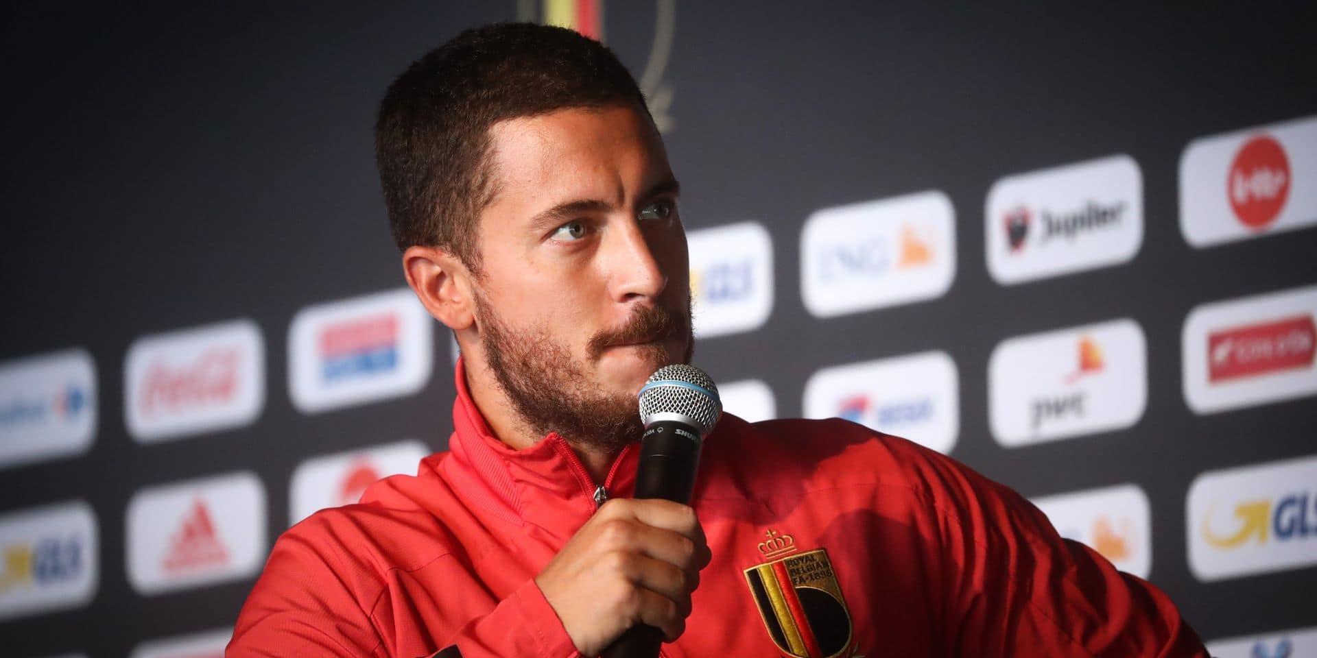 """Gilles De Bilde très critique envers Eden Hazard: """"Il s'est toujours reposé sur son talent et n'a jamais travaillé"""""""