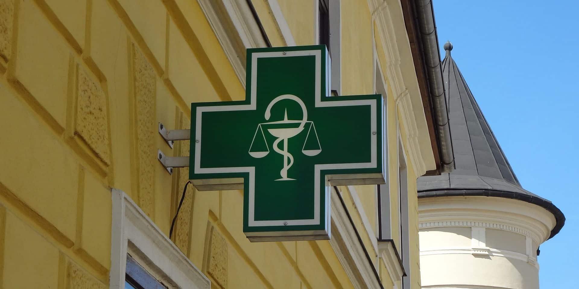 Une pharmacie braquée dès l'ouverture à Gilly