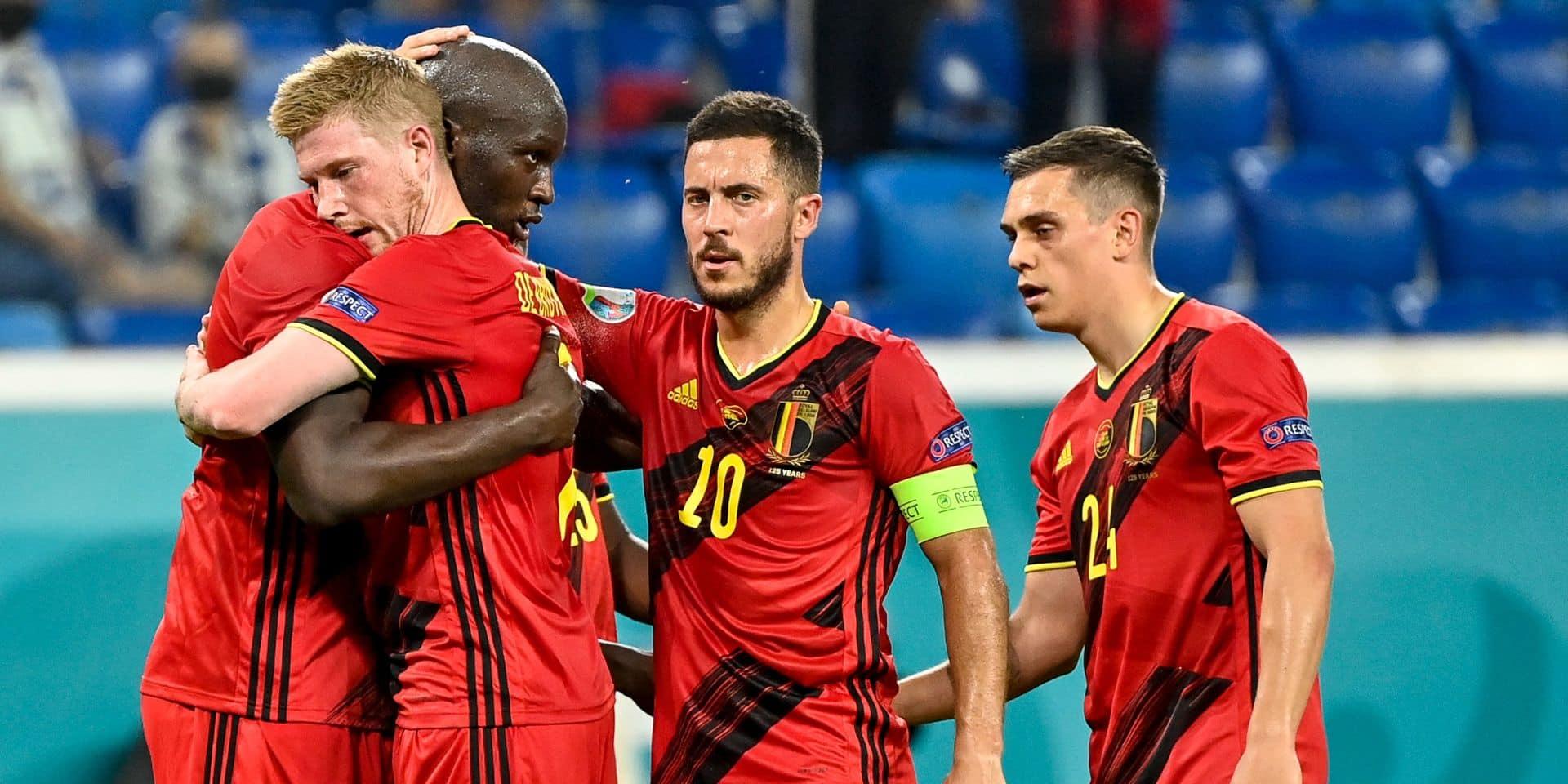 Les Diables rouges affronteront le Portugal en huitième de finale