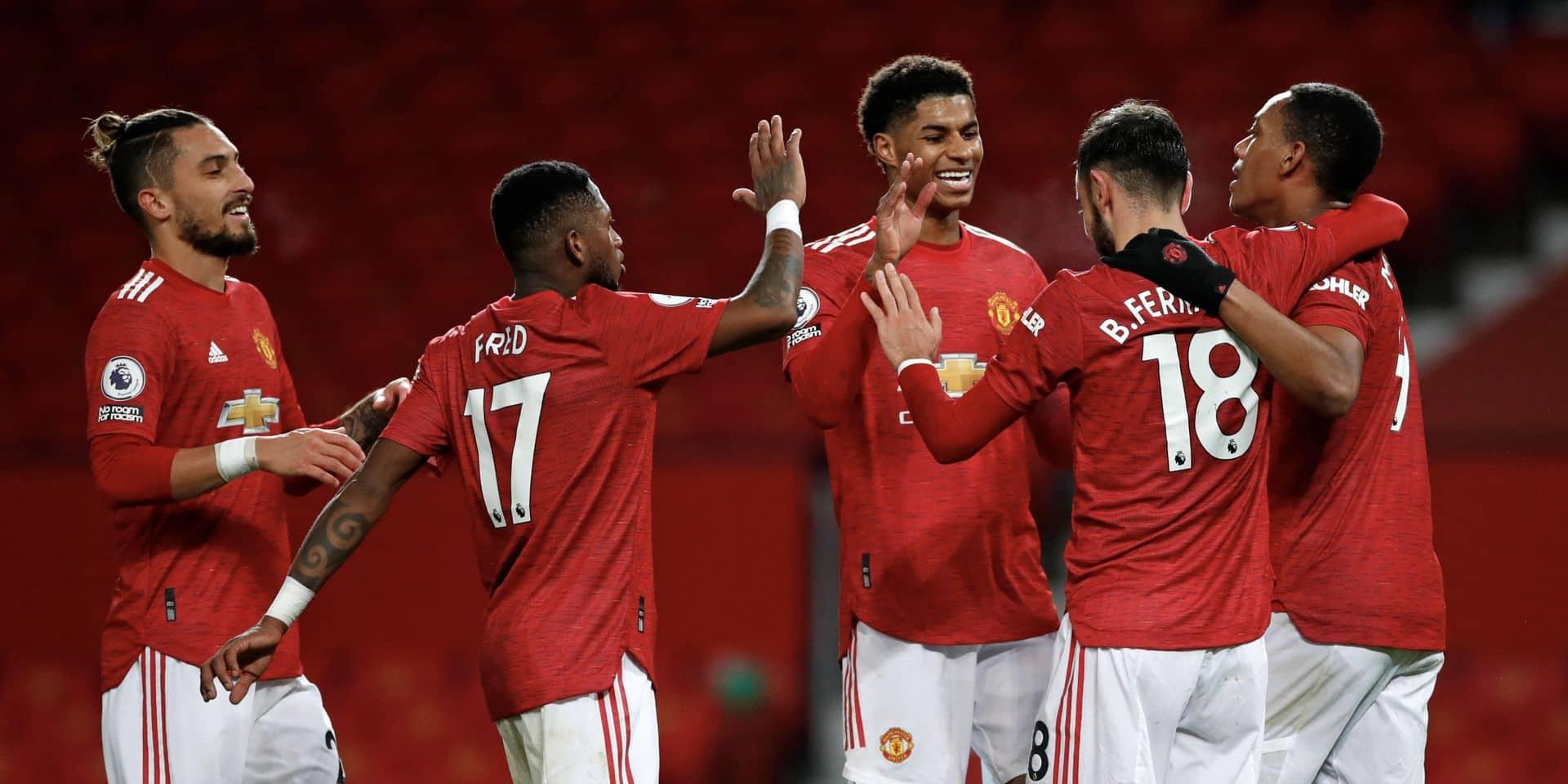 """Manchester United, un véritable prétendant au titre ? """"Les Red Devils pousseront Liverpool"""""""