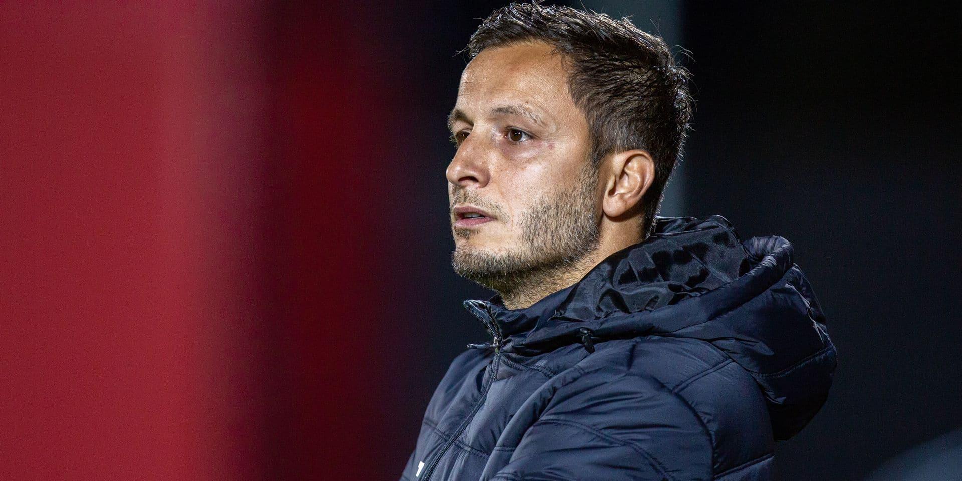"""Ces entraîneurs liégeois sans club, à l'instar de Christophe Grégoire: """"Cela fait du bien de penser à autre chose que le football"""""""