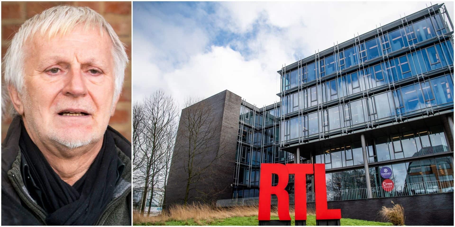 """""""Le monde politique belge ne laissera pas faire"""": la réaction d'Hervé Meillon suite à la mise en vente de RTL Belgique"""