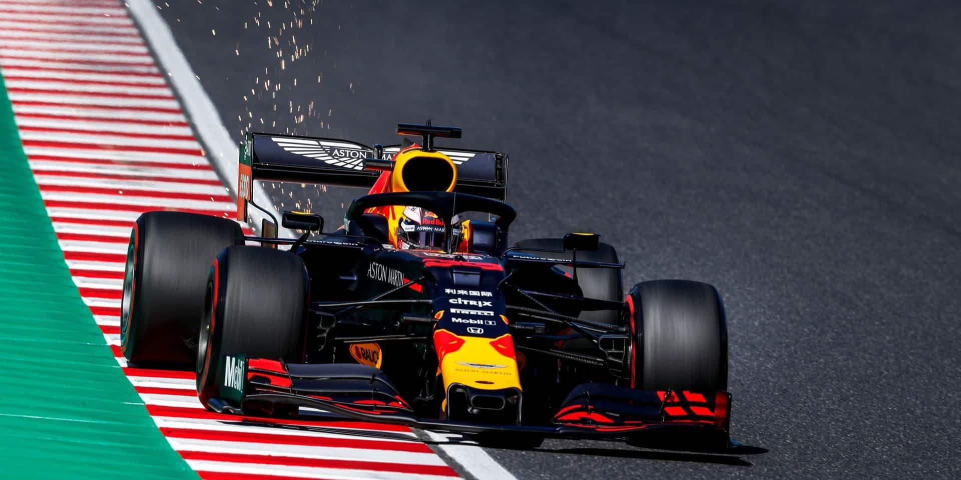 GP du Mexique: Verstappen en pole position, Bottas part à la faute
