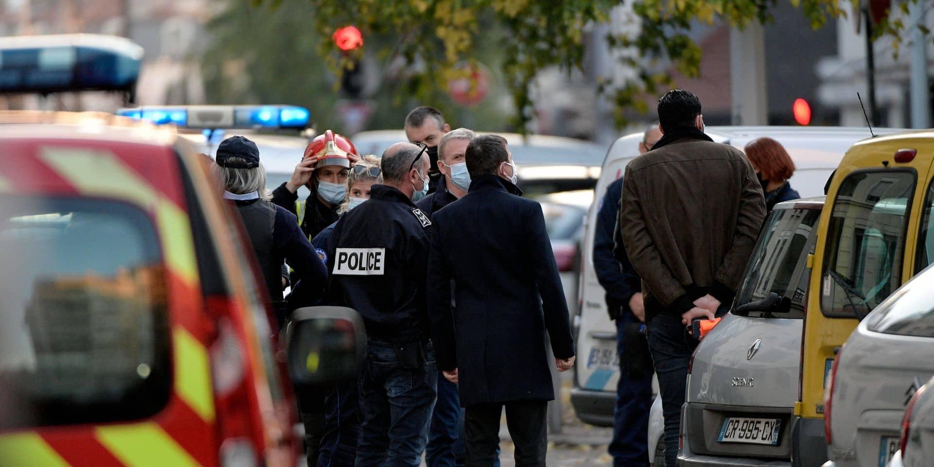 Prêtre orthodoxe blessé par balle à Lyon : les motivations de l'auteur toujours inconnues, un suspect a été arrêté