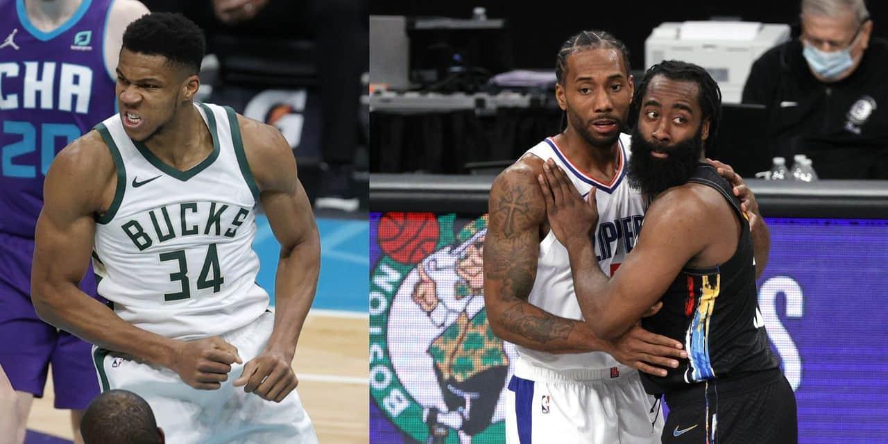 NBA: Giannis Antetokounmpo, James Harden et Kawhi Leonard se prononcent contre un All-Star Game - dh.be