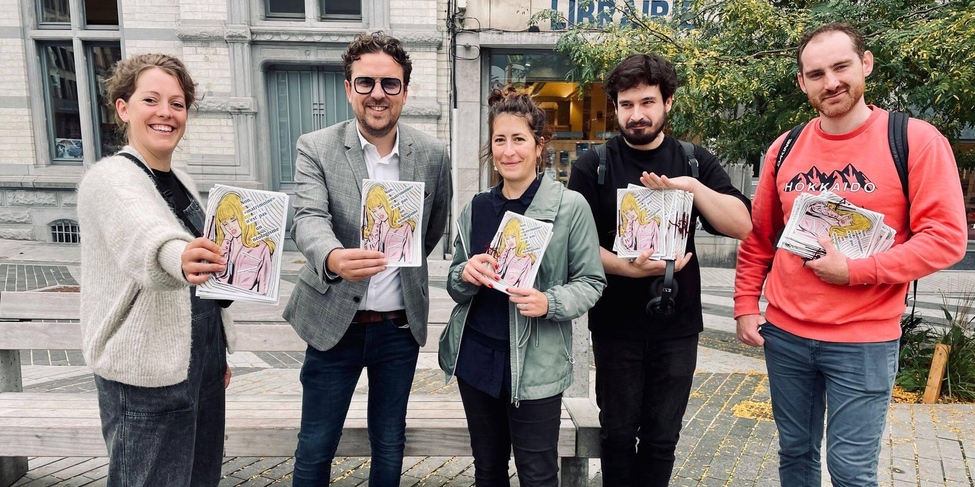 """Charleroi aura ses """"journées du matrimoine"""" en 2022"""