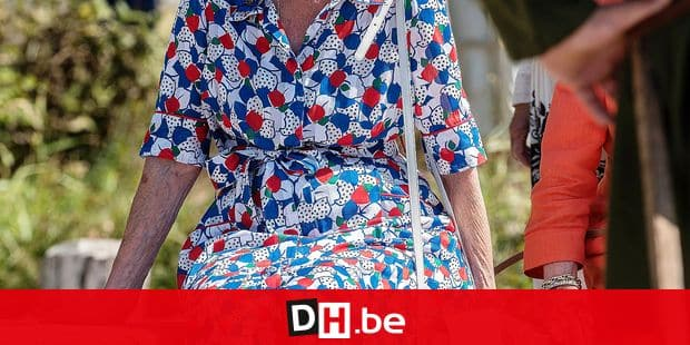 Queen Margrethe, Visit of the Ribe VikingeCenter in Ribe, Denmark, August 2nd, 2018 ( DANA-No: 01813472 ) Reporters / Danapress