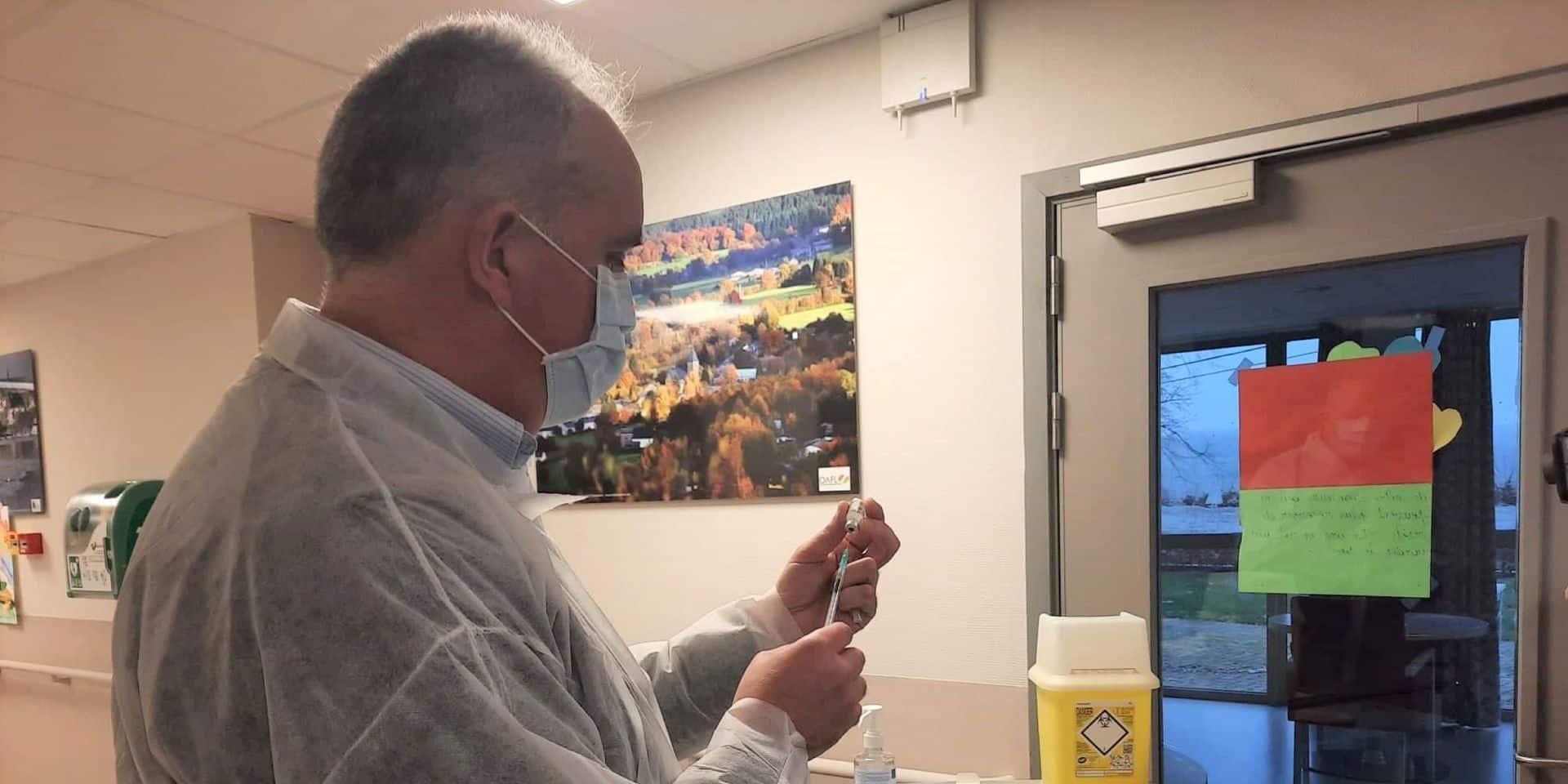 Province de Luxembourg : les centres de vaccination seront bientôt opérationnels
