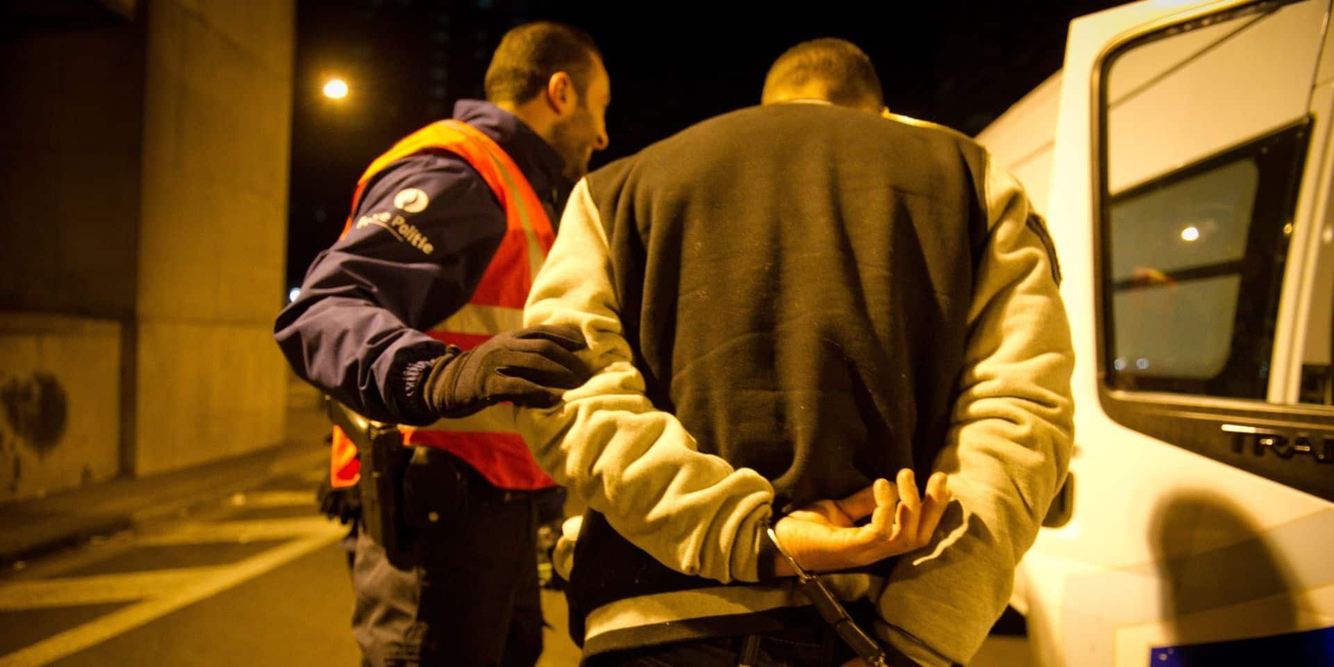 Droixhe : dealer intercepté