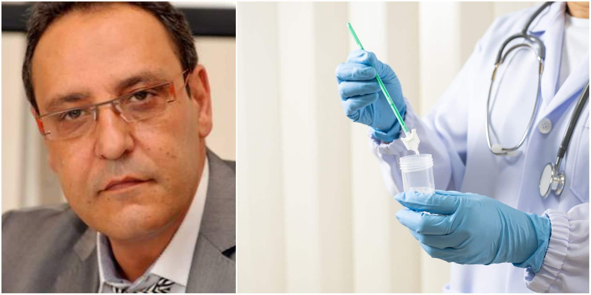 Un cas suspect de coronavirus à Liège : personne ne veut analyser le frottis du Docteur Chamas !