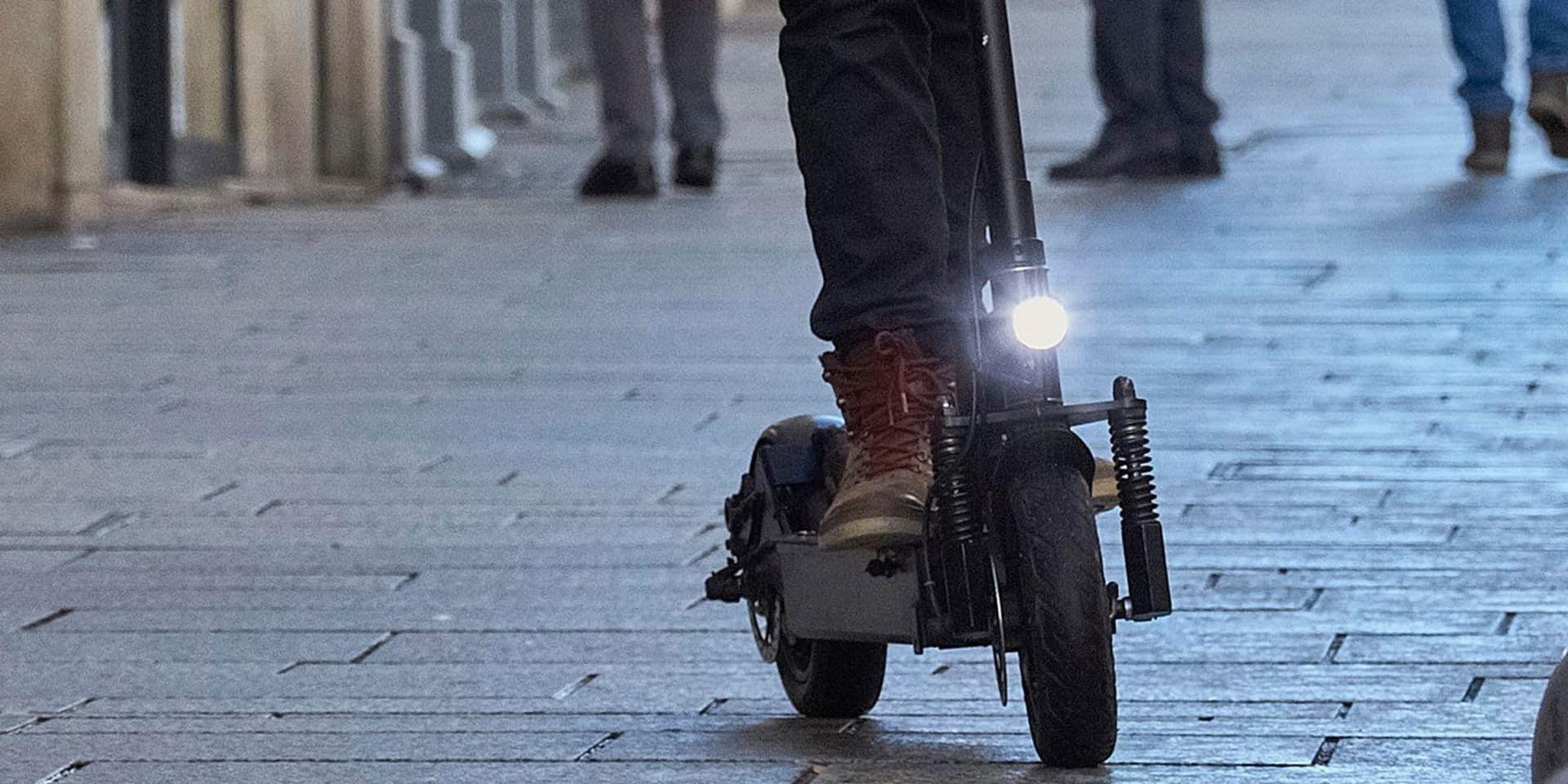 Un trentenaire décède après une chute avec sa trottinette électrique en province d'Anvers