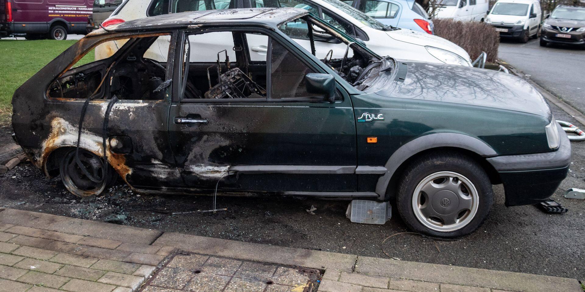 """Vandalisme à Jette : """"Les gardes ont peur et ne reviennent pas"""""""