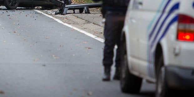 Plusieurs camions accidentés sur la E19 à hauteur de Maisières: deux blessés, des problèmes de circulation vers Bruxelle...