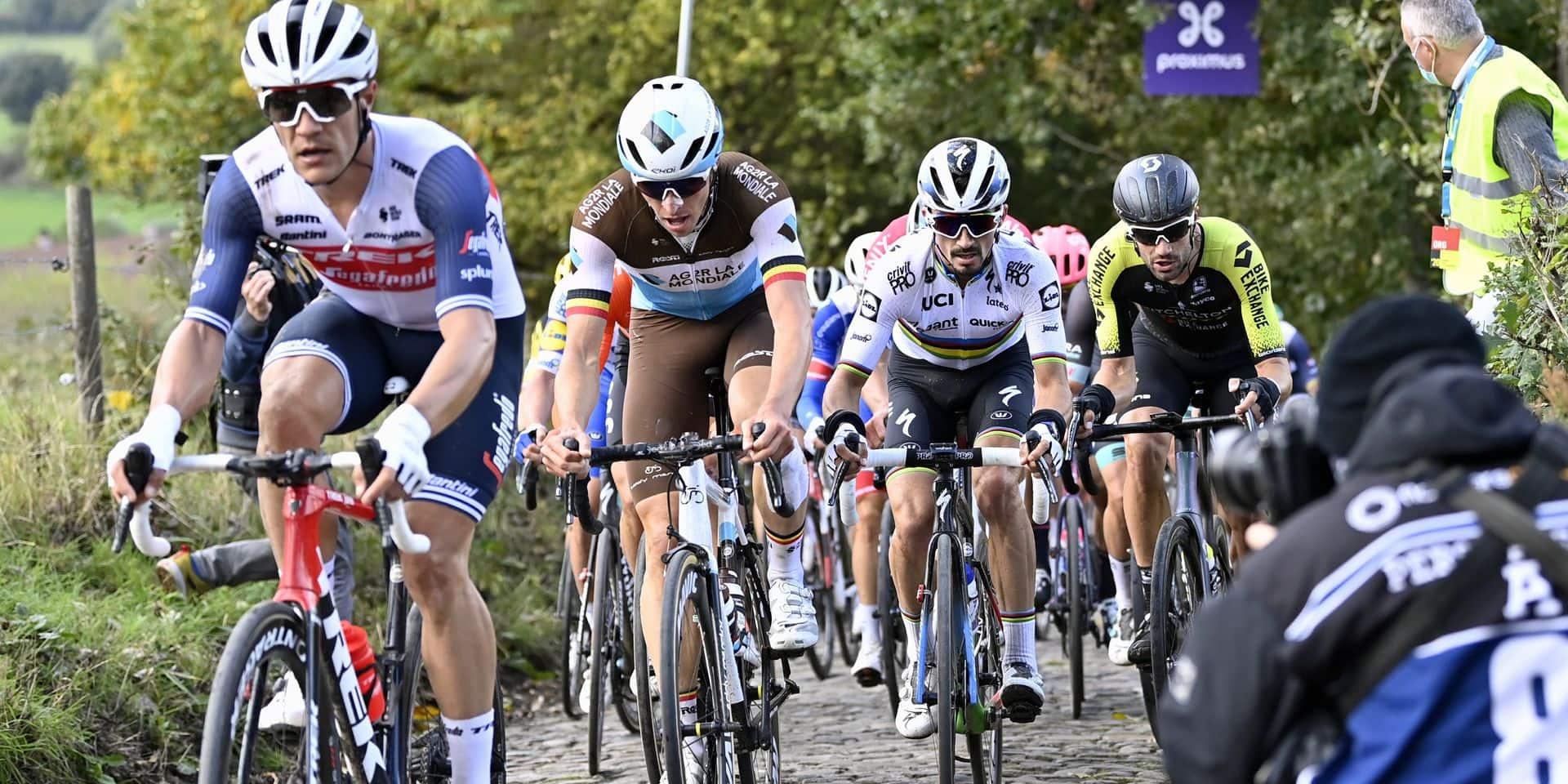 """Jasper Stuyven est ambitieux pour 2021: """"Je sens que je suis capable de remporter le Ronde et Roubaix"""""""