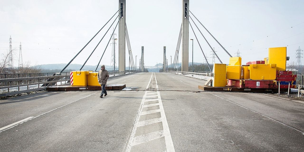 Quatre ponts seront rehaussés sur le Canal Albert