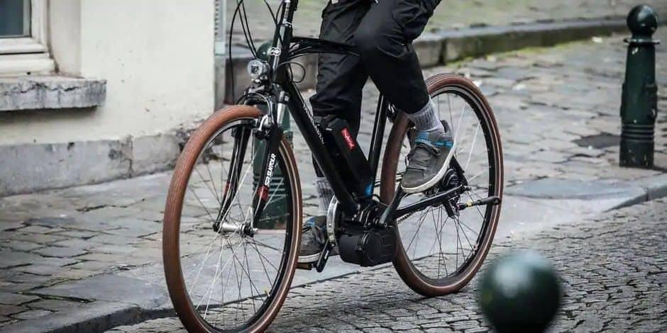 Andenne : vélo à assistance électrique en test pendant trois mois