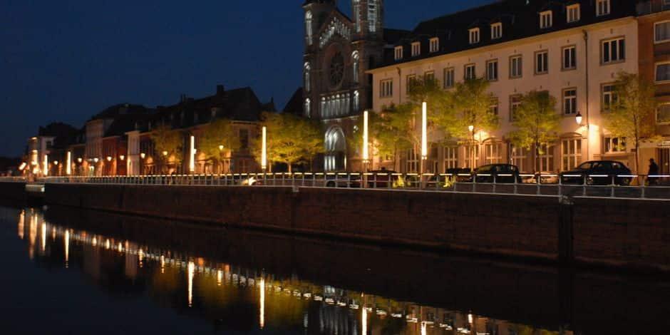 La ville de Tournai remplace tout son parc lumineux