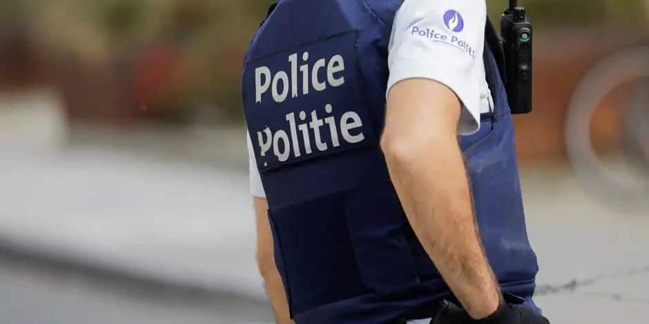 Véhicules endommagés et policière blessée lors d'une intervention à Ottignies