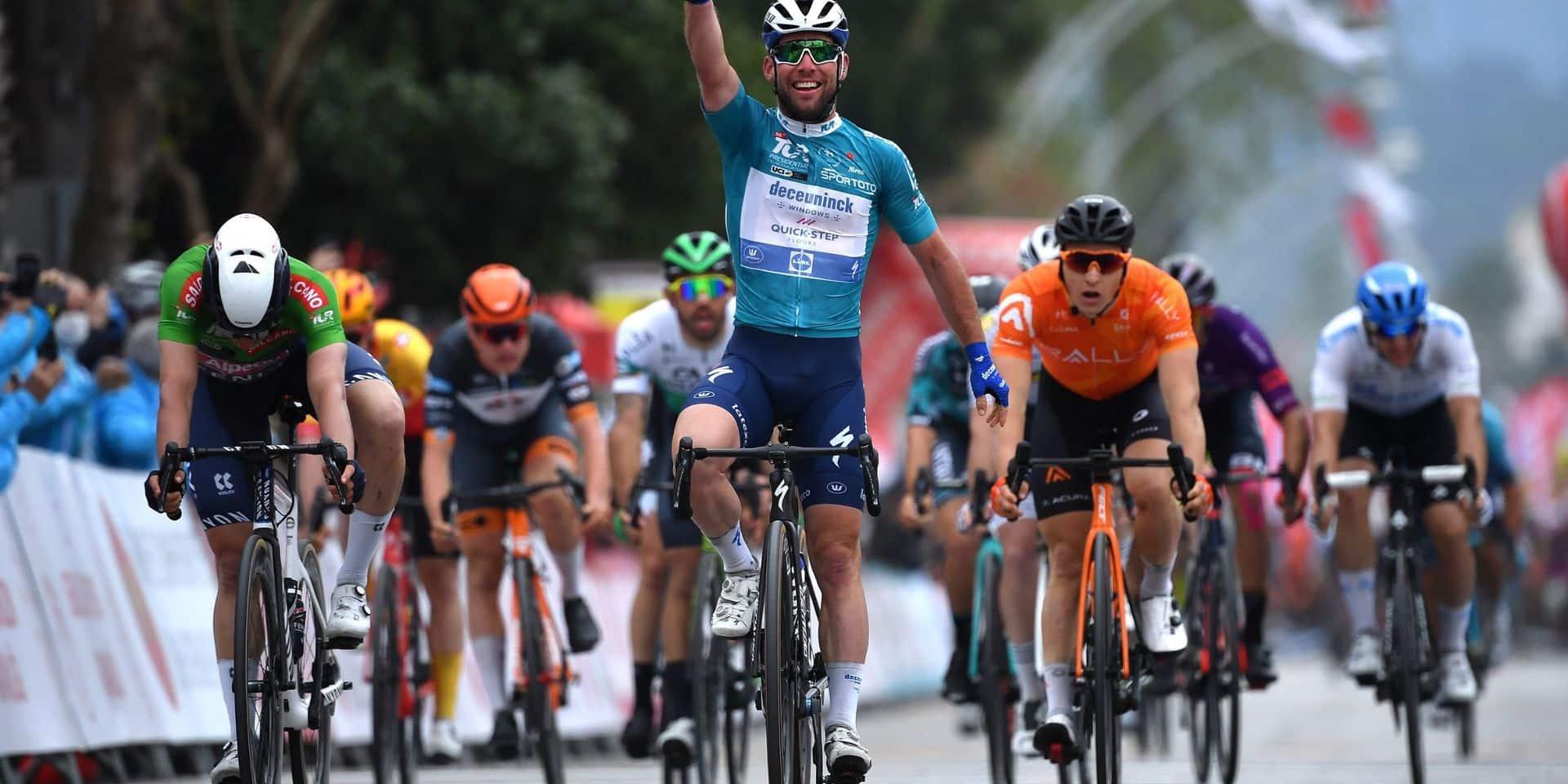 Tour de Turquie: Mark Cavendish signe une 4e victoire lors de la dernière étape