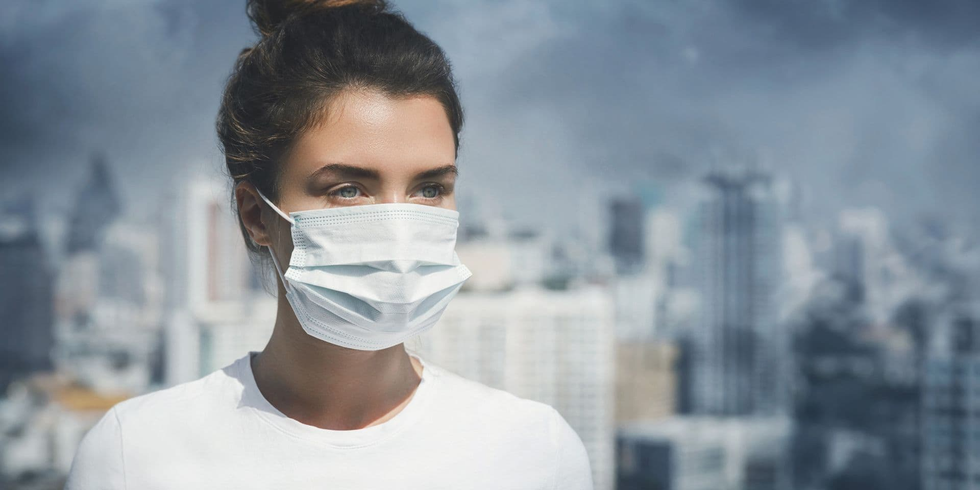 La pollution de l'air aurait contribué à 21% des décès dus au Covid en Belgique