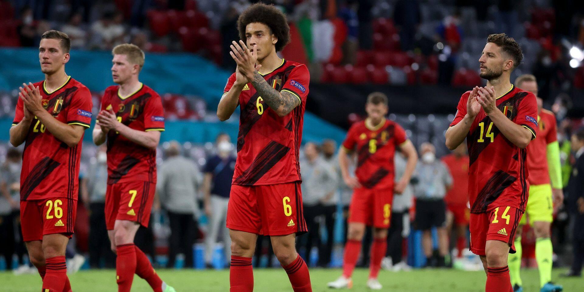 Trois ans d'affilée à la tête du classement Fifa, pour les Diables