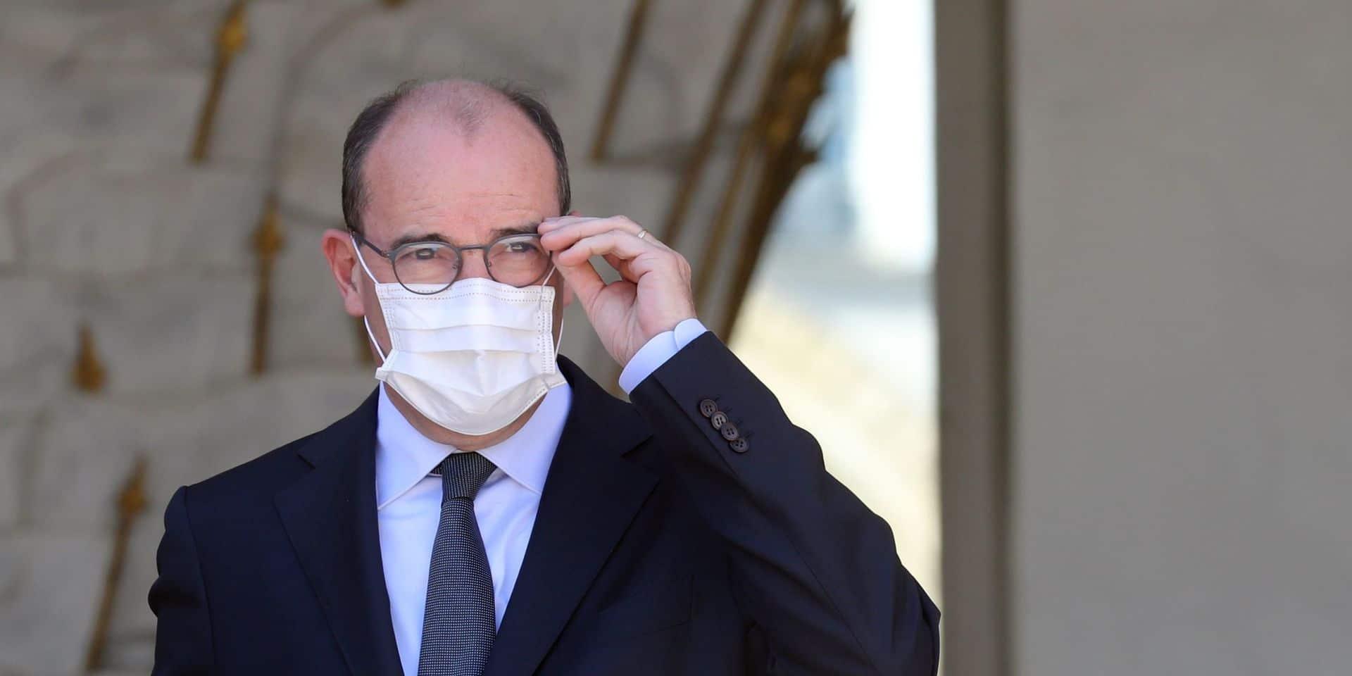 Extension du port du masque, interdiction des rassemblements prolongée: Jean Castex hausse le ton en France
