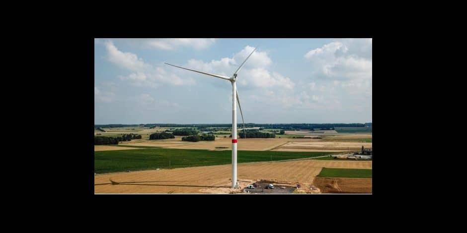Halanzy : un projet éolien dévoilé