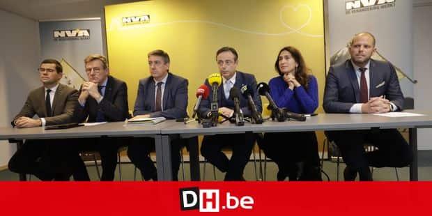 Voici les nouveaux ministres du gouvernement fédéral - Édition digitale de Bruxelles