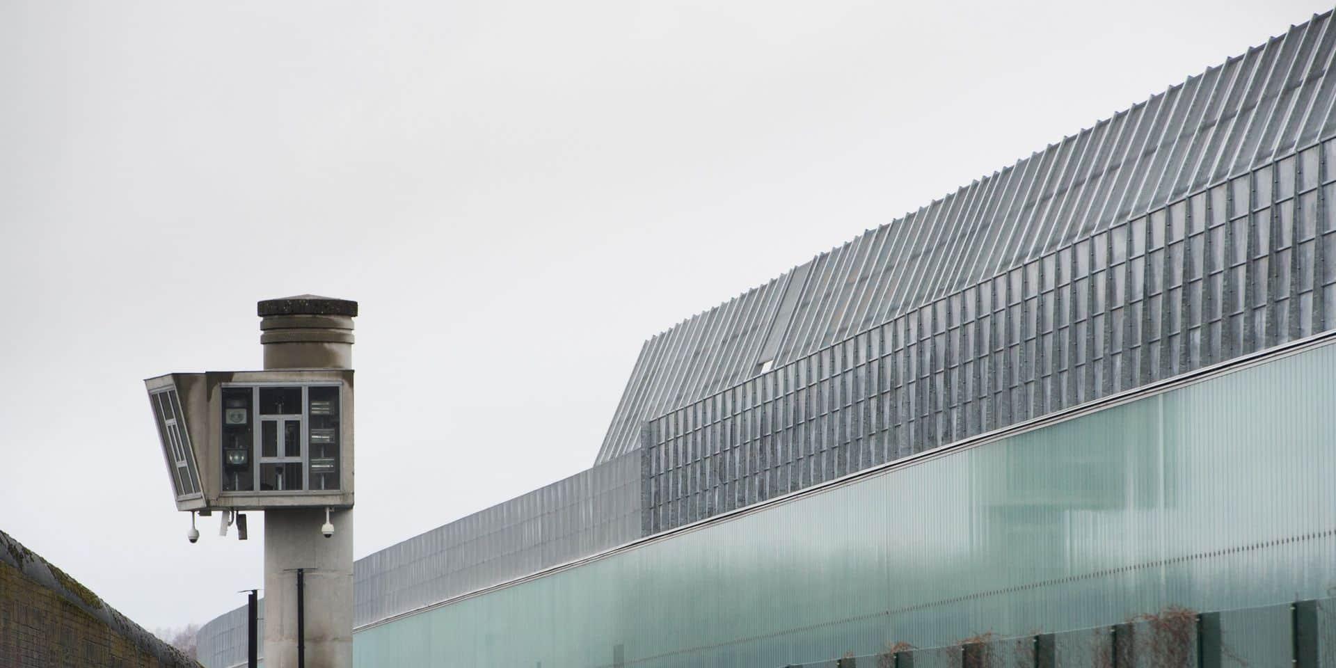 La prison de Nivelles en lockdown !