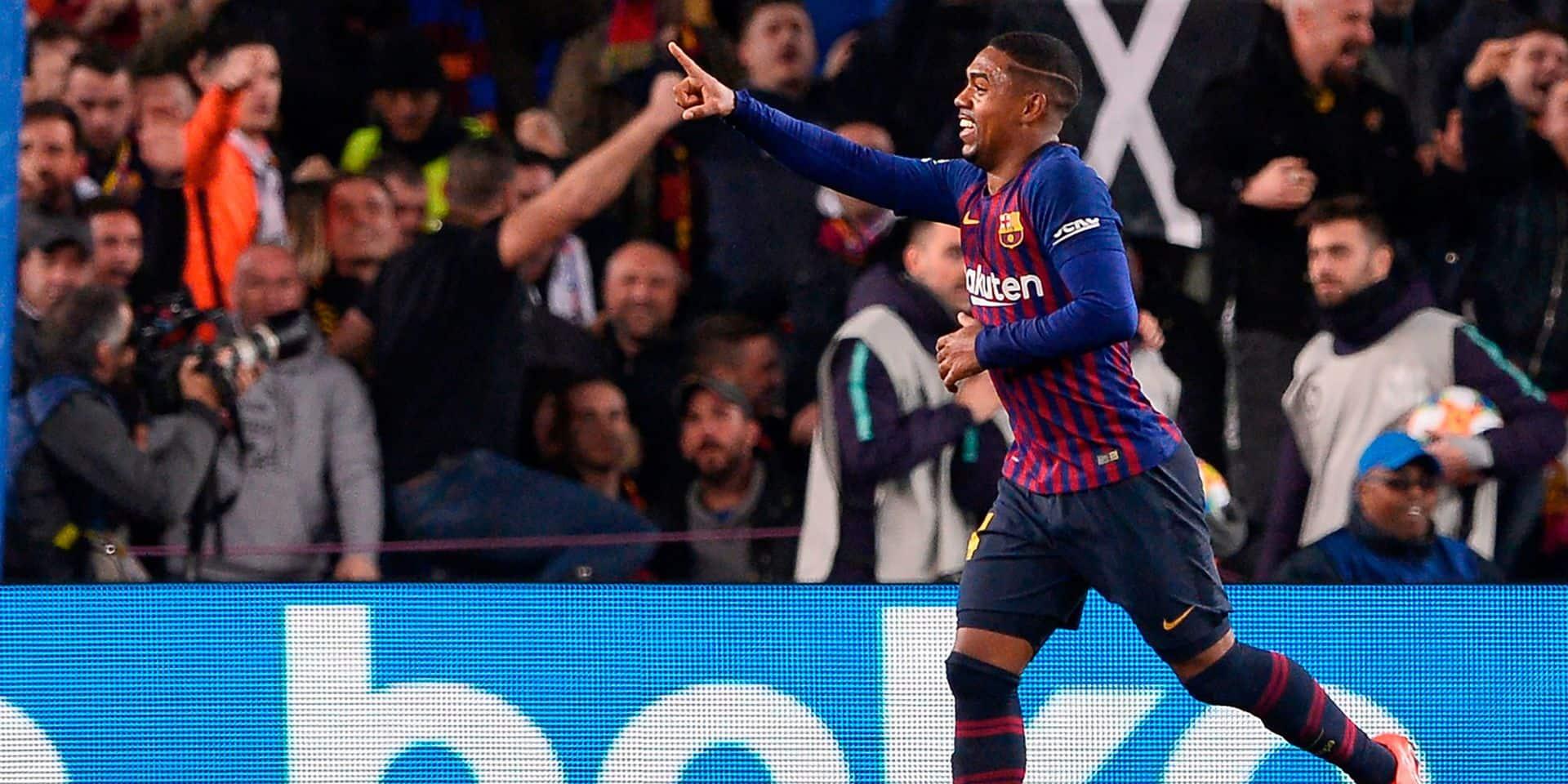 Coupe du Roi: Malcom égalise pour le Barça face au Real (1-1 DIRECT VIDÉO)