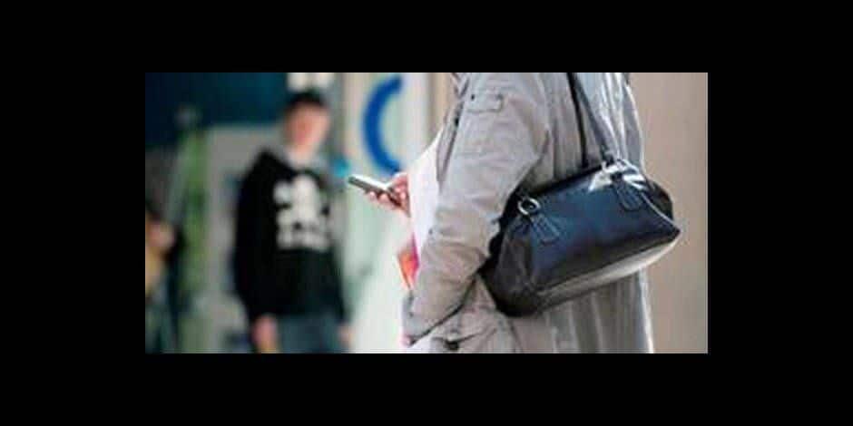 Liège: interpellé pour un vol de sac à l'arraché