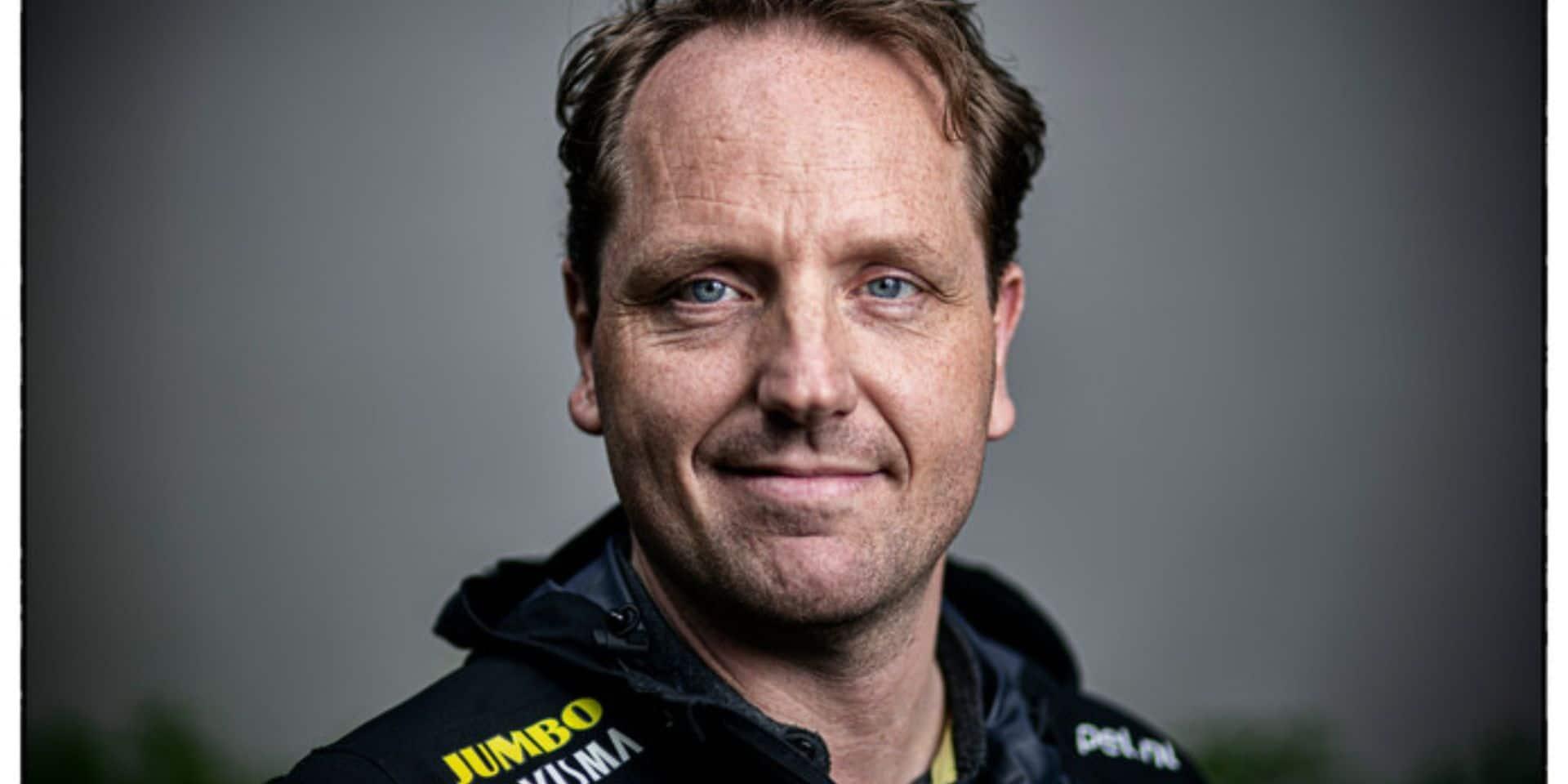 Merijn Zeeman, le directeur sportif de Jumbo-Visma sanctionné par l'UCI, présente ses excuses