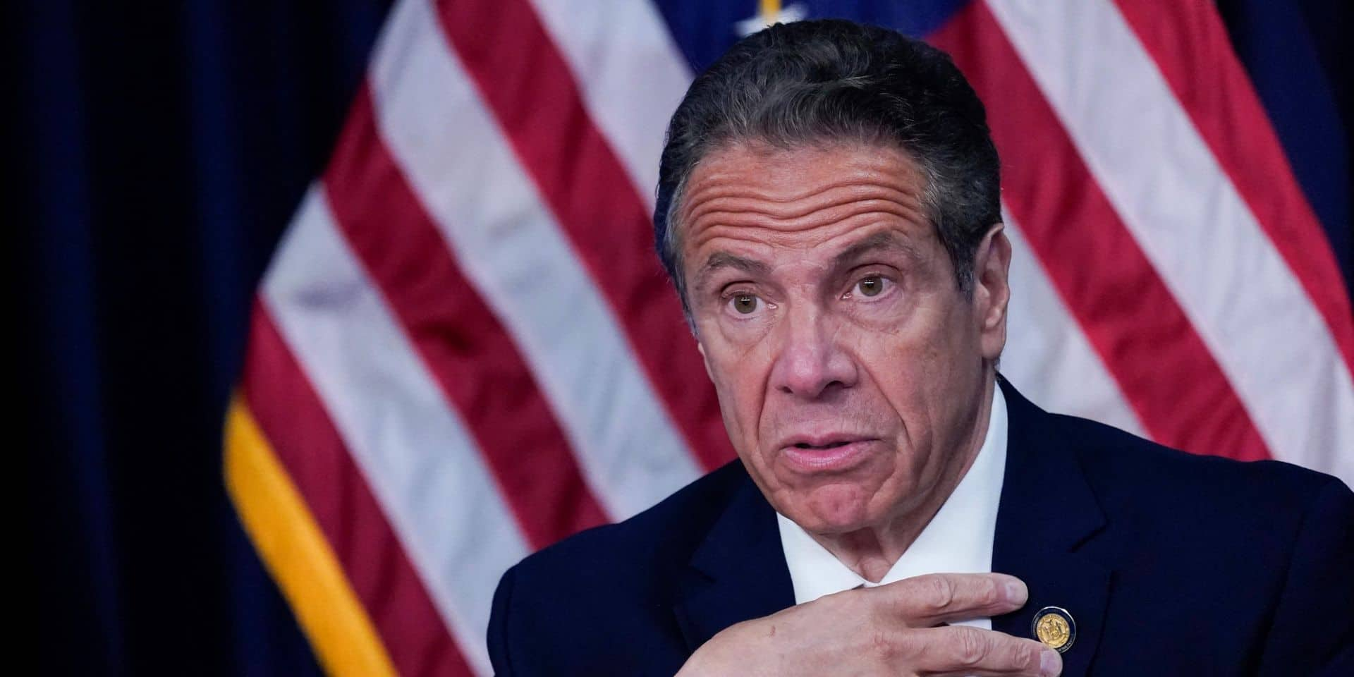 Le gouverneur de New York, accusé de harcèlement sexuel, bientôt entendu par la justice