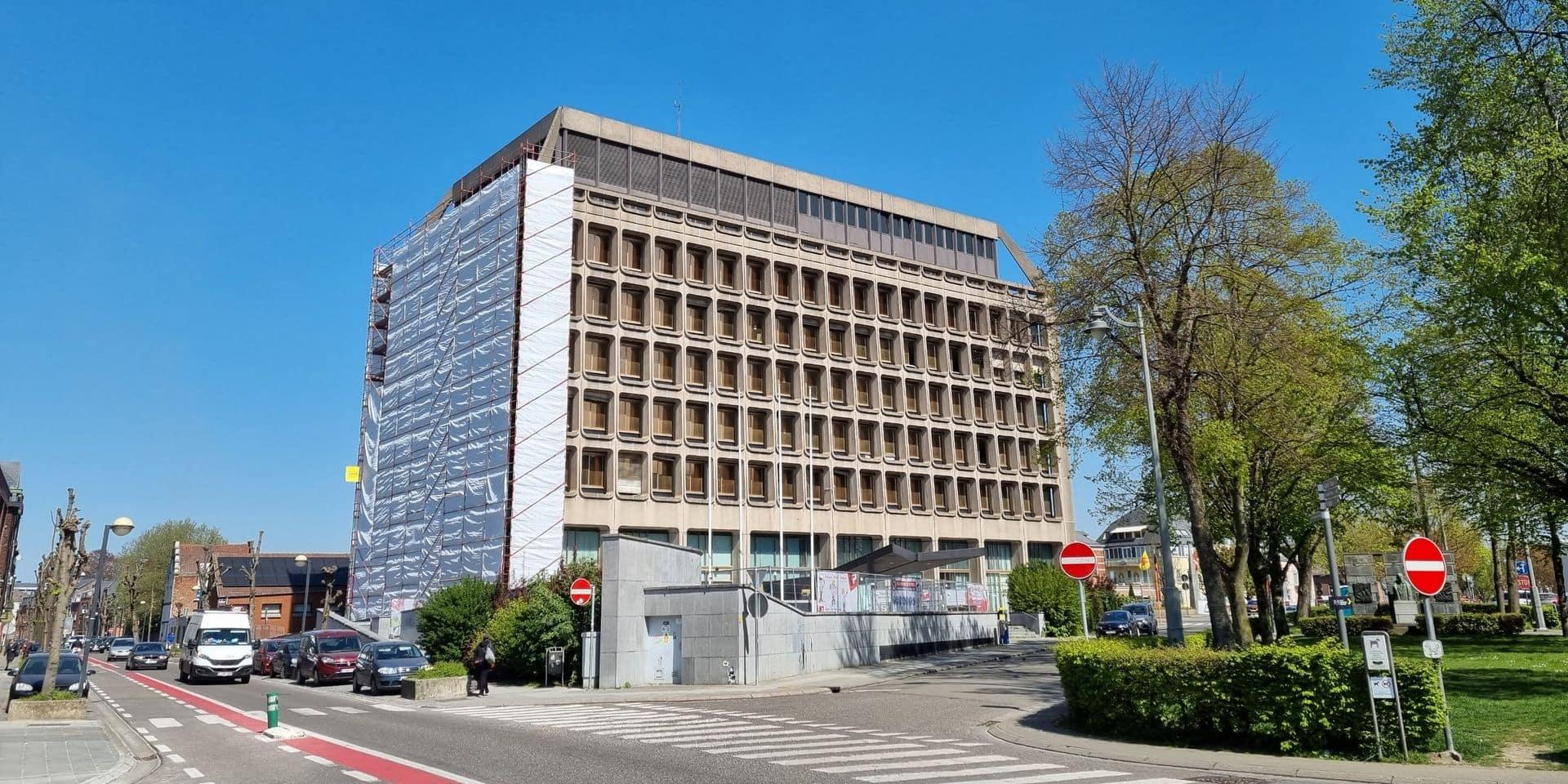 Mons: Des services de la Ville préparent leur déménagement, en attendant la cité administrative