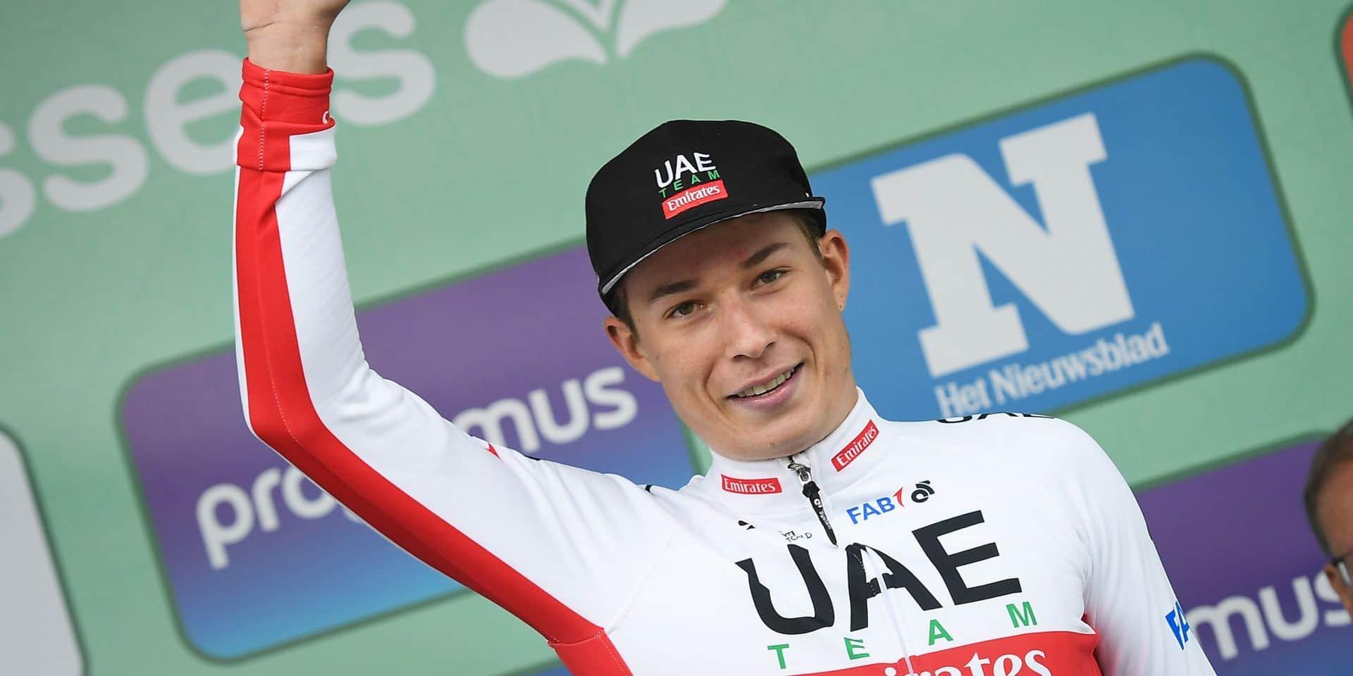 Jasper Philipsen remporte la 1re étape du BinckBank Tour