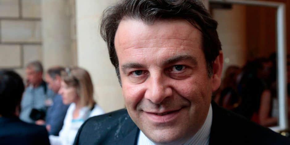 Le député Thierry Solère placé en garde à vue