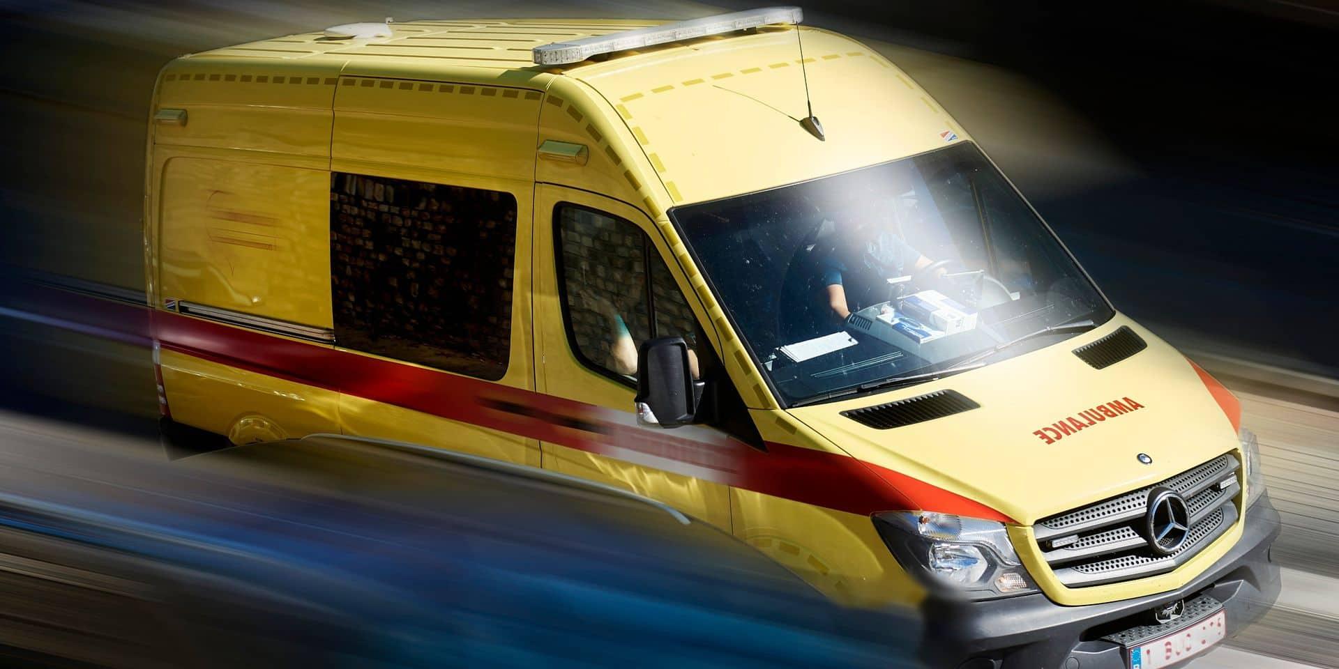 Une étudiante blessée après avoir sauté par la fenêtre pour échapper à un contrôle Covid à Louvain-la-Neuve