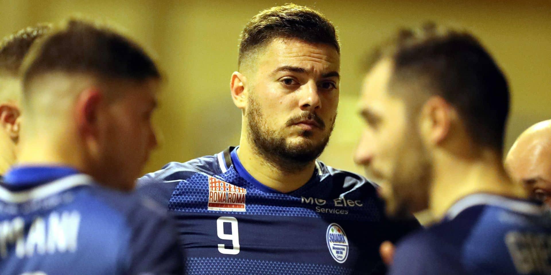 """Maximilien Greco, de la Squadra de Mouscron à l'Italie: """"Quand on m'a proposé l'Italie, je n'ai pas hésité une seconde"""""""