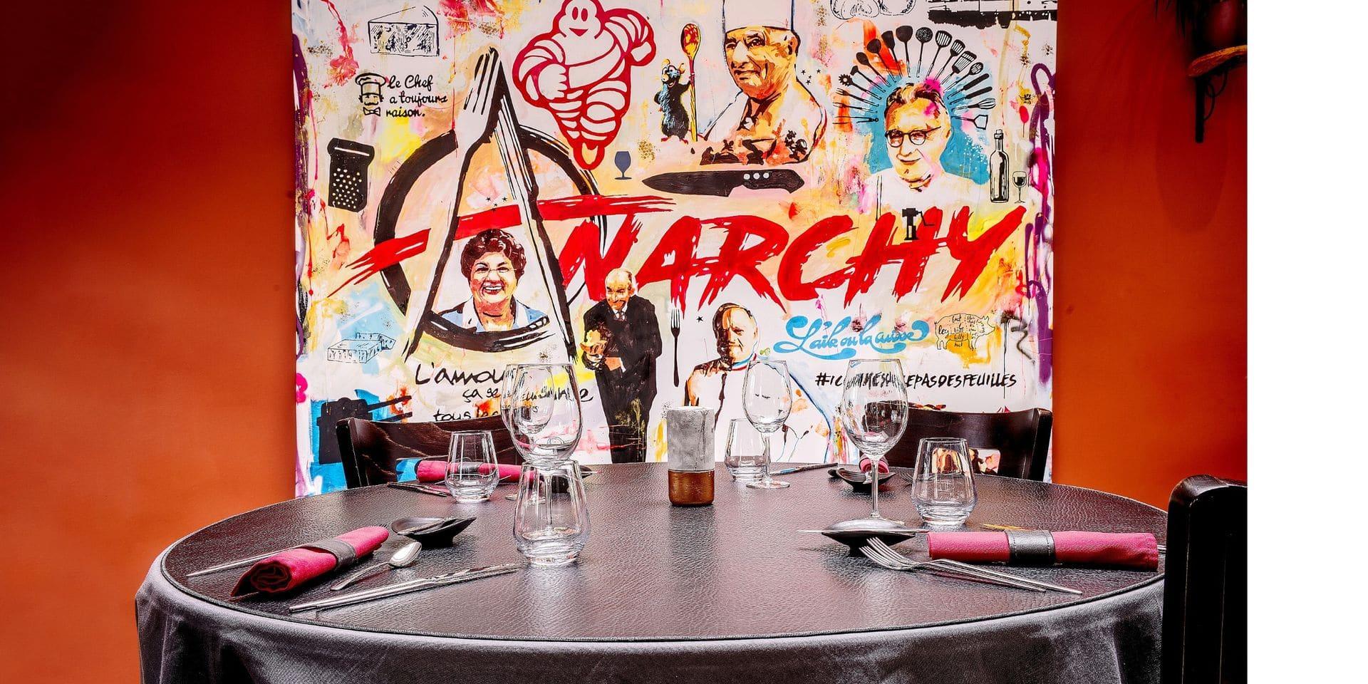 Quand Anarchy rime avec harmonie