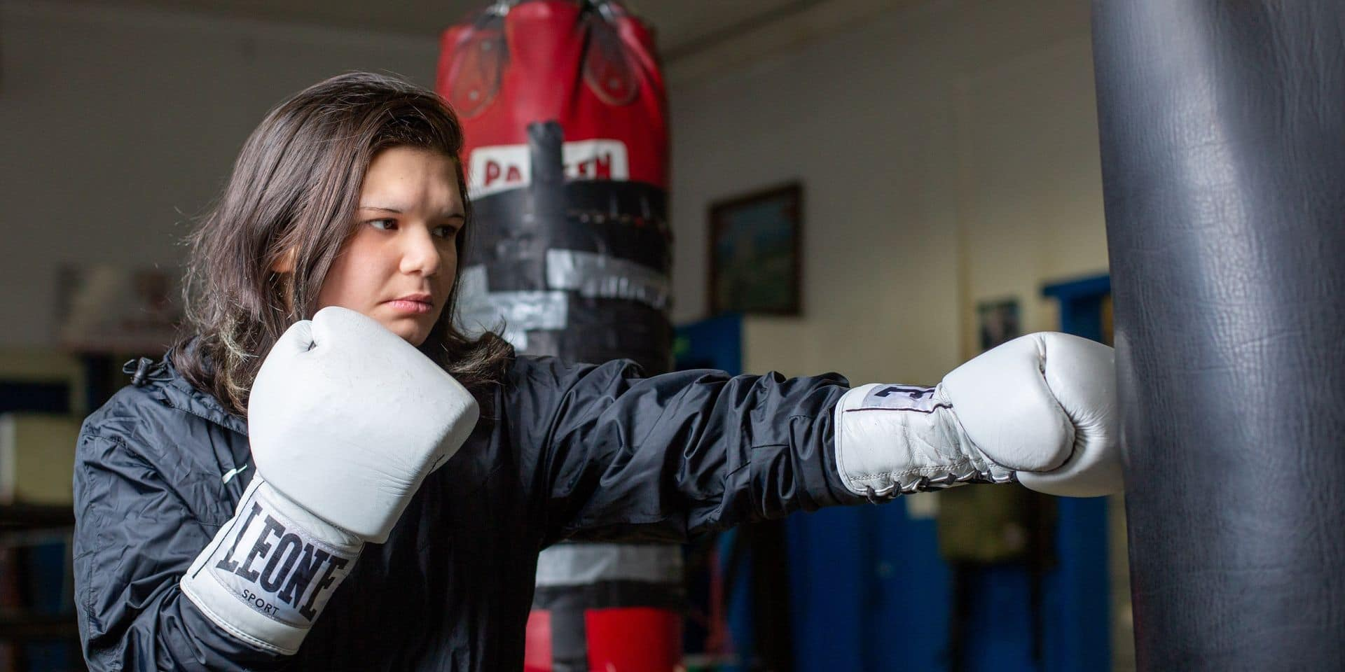 Boxe: Djemilla Gontaruk vise une 3e ceinture européenne
