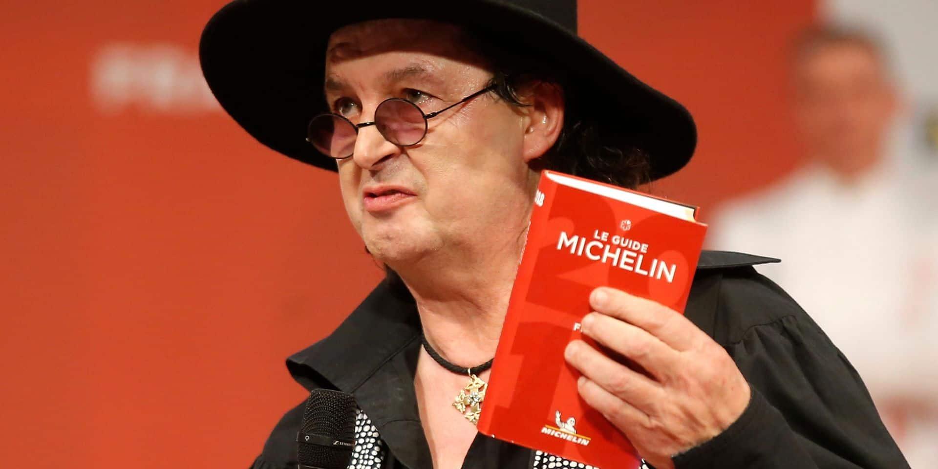 La présentation du guide Michelin pour la Belgique et le Luxembourg aura lieu au Théâtre Royal de Mons