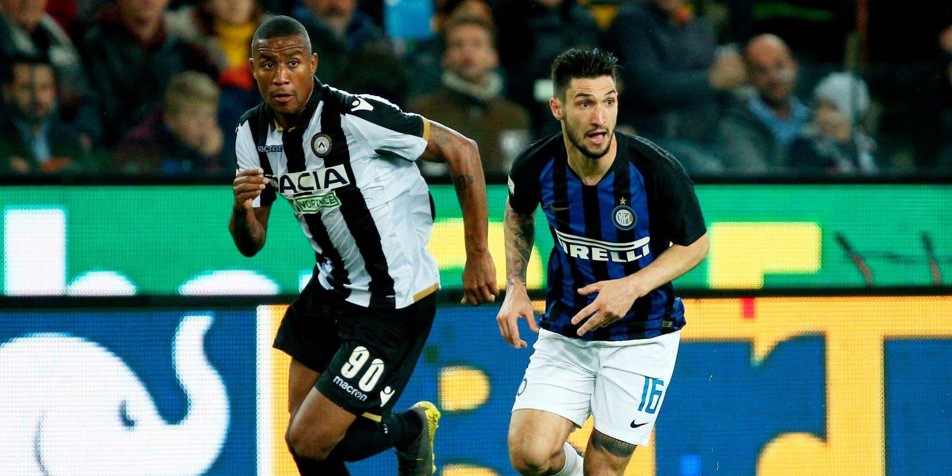 Serie A: l'Inter n'a toujours pas validé son ticket en C1 après son 3e nul consécutif