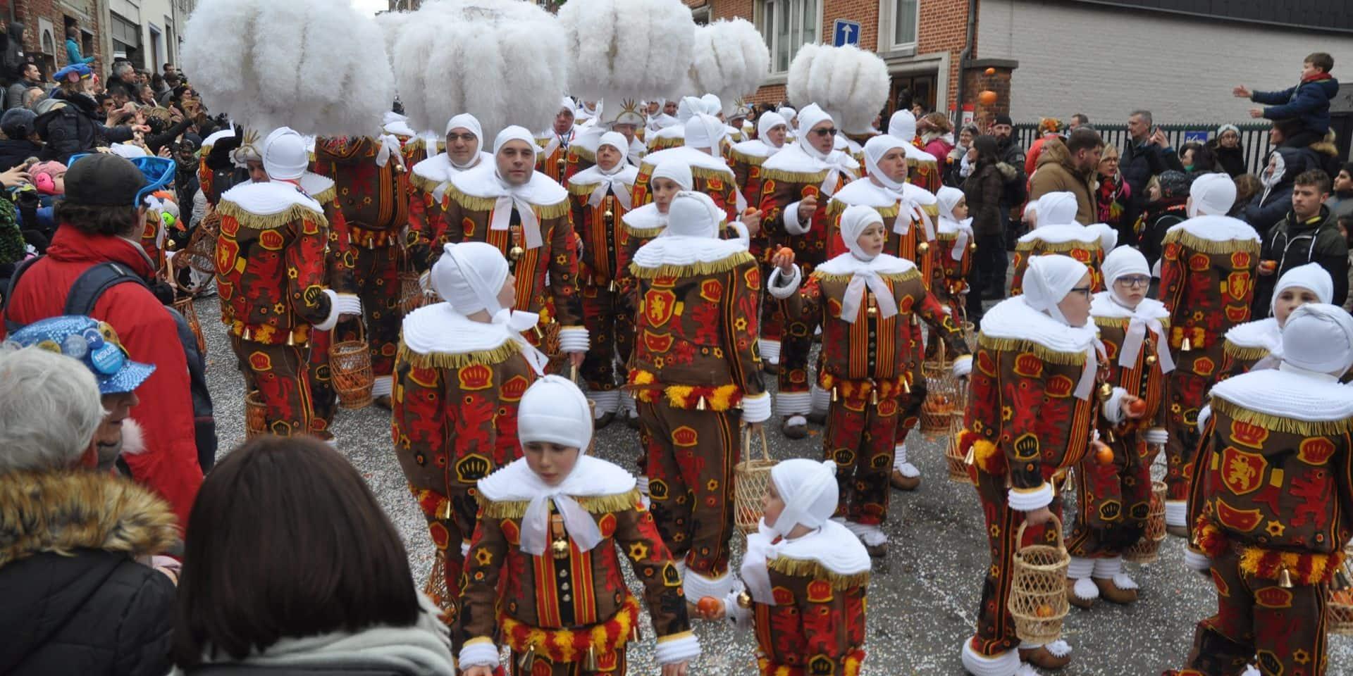 L'édition 2022 du carnaval de Nivelles se confirme