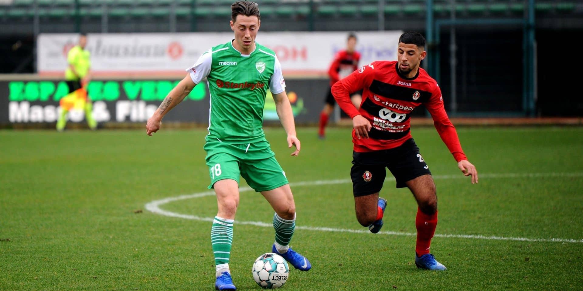 D1 Amateurs: Partage entre le RFC Liège et le Lierse ainsi qu'entre l'URLC et Seraing