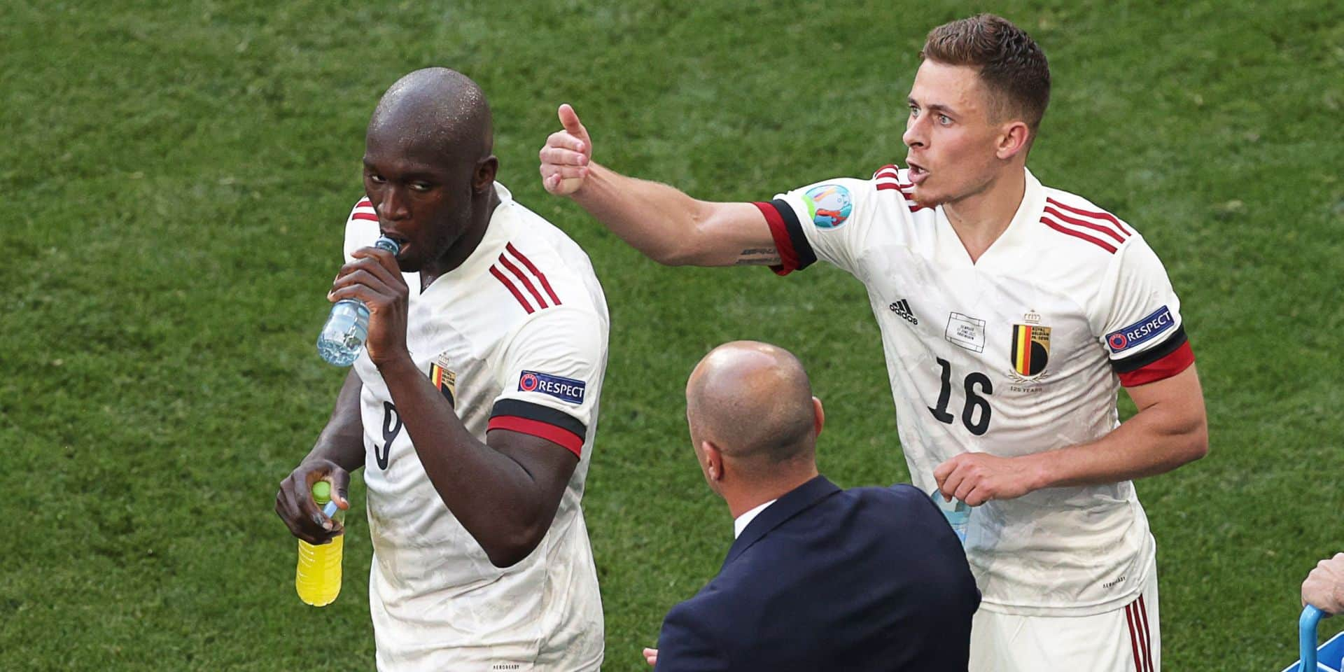 """""""Nous avons été dramatiques"""" : découvrez les réactions de Lukaku, Martinez et Witsel"""