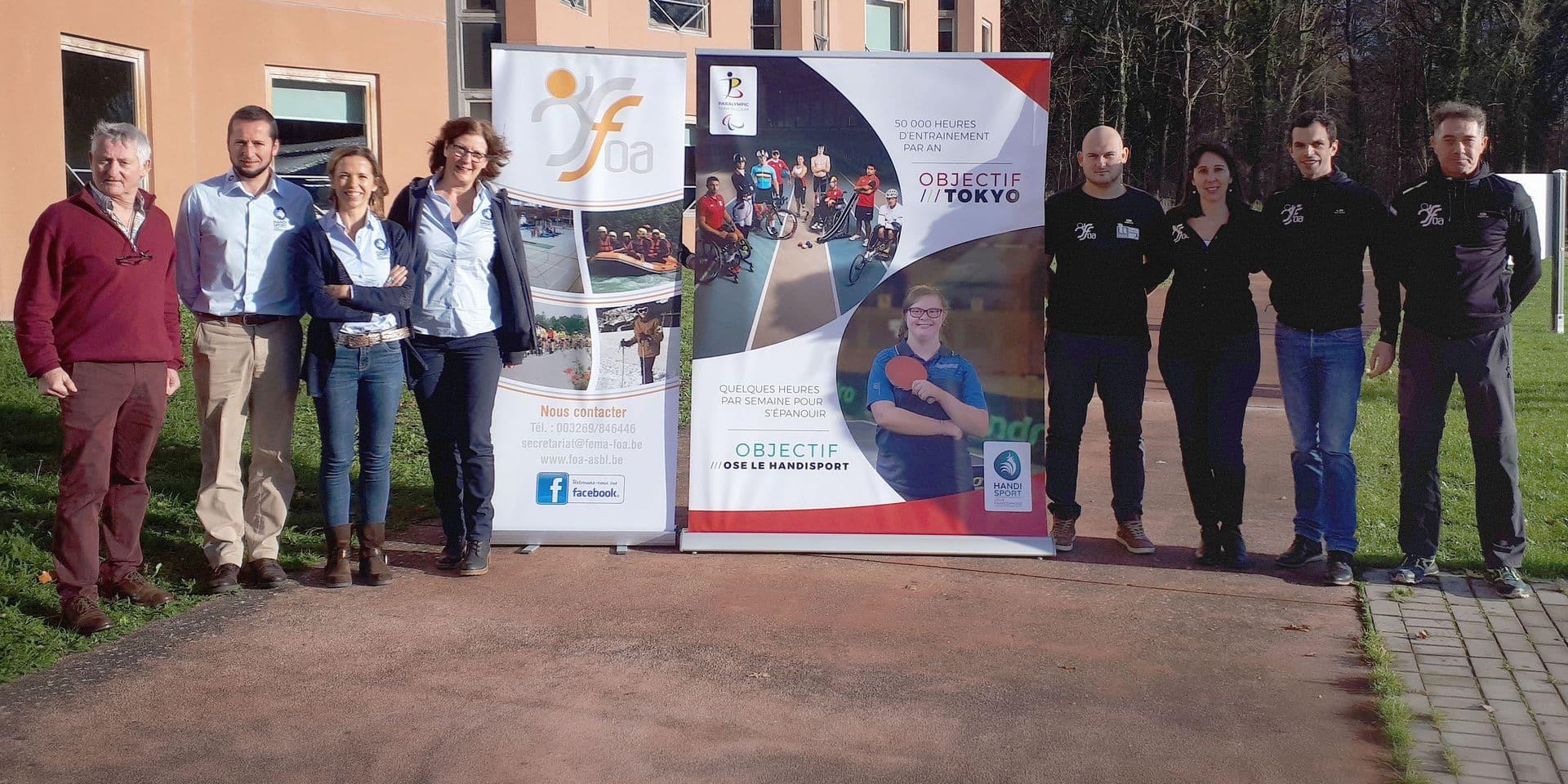 Tournai : handisport et sport adapté vont peser plus lourd