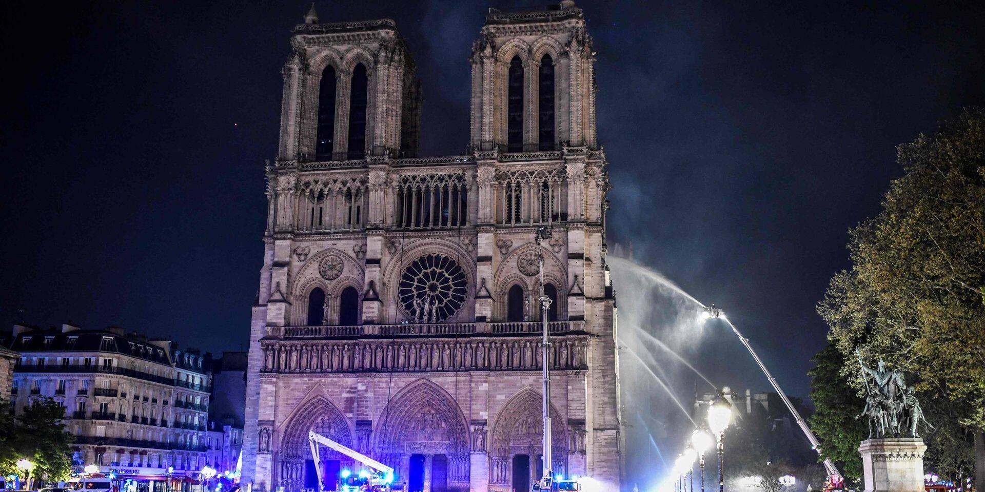 """La souscription jugée suffisante pour la reconstruction de Notre-Dame de Paris: """"Je peux vous dire qu'en 2024, elle sera réouverte"""""""